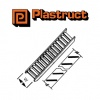 Plastruct Stairs STAS8 0 Guage Single pack 90664