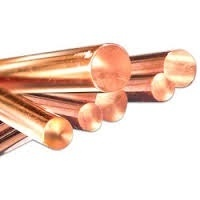 "Copper Round Rod 1/16"" dia x 12"" from coil"